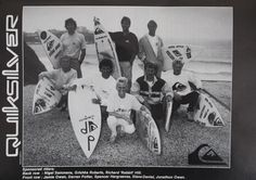 86 Quicksilver surf