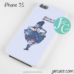 Alice Welcome To Wonderland Phone case for iPhone 4/4s/5/5c/5s/6/6 plus