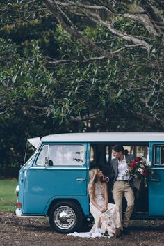 wedding Kombi van