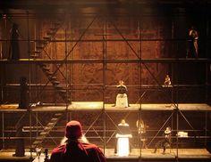 theatre set design scaffolding - Google Search