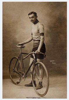 Lucien Petit Breton - Francia - winner 1907, 1908