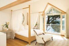 Master Bedroom - so pretty