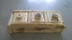 Driftwood box. Drifted and Gifted on Facebook
