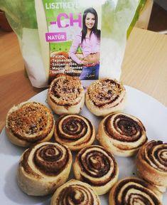 Szafi Fitt kakaós csiga Fitt, Paleo Dessert, Muffin, Foods, Snacks, Cookies, Breakfast, Blog, Food Food