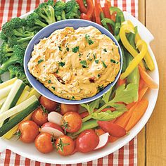 Chili-Cheese Dip - Whip up an easy 5-ingredient cheese dip with two kinds of cheese, sour cream and chipotle chili in adobo sauce.  The chili in adobo sauce adds a rich, smoky flavor to the dip. Serve with fresh veggies or your favorite crackers or chips.