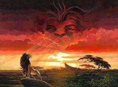 Disney Fine Art | Remember Who You Are | Rodel Gonzalez