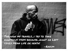 Artist: Rakim Album: The Archive Live, Lost and Found Song: Hip-Hop Year: 2007 Real Quotes, Wise Quotes, Lyric Quotes, Qoutes, What Is Competition, Hip Hop Quotes, Rapper Quotes, Rap Lyrics, Love N Hip Hop