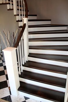 Staircase Remodel +