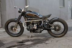 BMW R90 Bobber by Spirit Lake Cycle