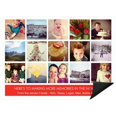 Do you have tons of Instagram photos you want to share? These magnet holiday photo cards work perfect with your Instagram photos! #instagram #photochristmascards #holidaycards