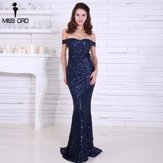 Missord 2018 Sexy bra party dress sequin maxi dress FT4912 Sequin Maxi 036f32c952fc