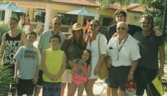Reanee Wilkinson family and friends vacation 2014