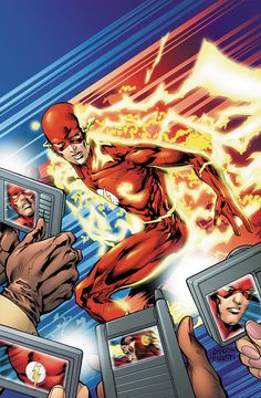 THE FLASH: FASTEST MAN ALIVE #5 Written by Danny Bilson & Paul DeMeo Art and cover by Ken Lashley