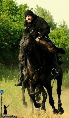 Circassian rider