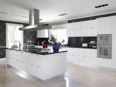 White Cabinets Dark Granite04