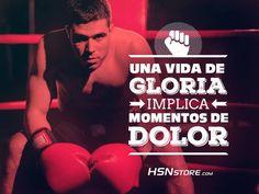 Una vida de gloria implica momentos de dolor. #fitness #motivation #motivacion… …