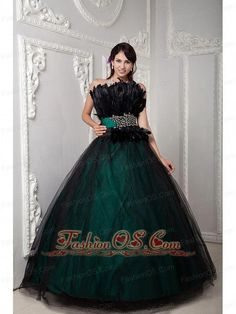 477ad2fd341 Buy 2012 stylish beaded black and spring green sweet sixteen dress from  trendy quinceanera dresses collection