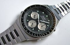 Cool Watches, Rolex Watches, Watches For Men, Seiko, Vintage Japanese, Quartz, White Gold, Casio Watch