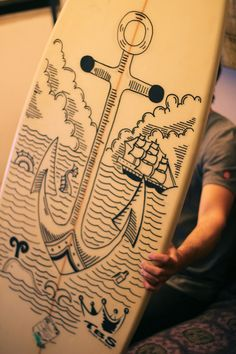 anchors aweigh~a very cool board!