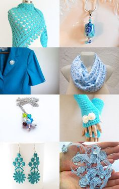 Blue Finds by Asuhan on Etsy--Pinned with TreasuryPin.com