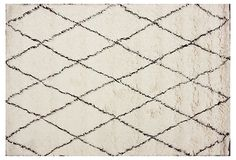 this is what i want for my house but it would be great for yours too...soft  Amanda Rug, Ivory on OneKingsLane.com