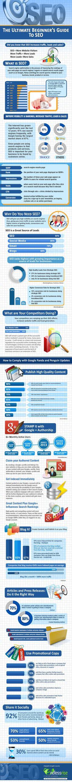 Online Marketing Infographics 2014 #searchengineoptimization