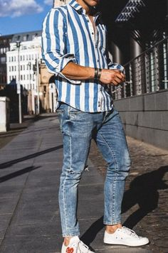 Fantastic Casual Mens Fashion Ideas for Summer - Urban Fashion, Boy Fashion, Mens Fashion, Fashion Outfits, Fashion Ideas, Streetwear, Boy Outfits, Casual Outfits, Casual Wear