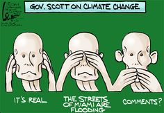 cartoon by Chan Lowe, South Florida Sun Sentinel