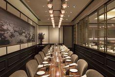 A Design and Concept Firm Open Kitchen Restaurant, Luxury Restaurant, Restaurant Design, Restaurant Bar, Interior Architecture, Interior Design, Commercial Design, Design Firms, Design Process