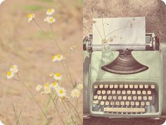 Would love to have a typewriter