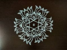 50 Most Beautiful White Rangoli Designs (ideas) that you can make during any occasion on the living room or courtyard floors. Rangoli Designs Peacock, Simple Rangoli Border Designs, Easy Rangoli Designs Diwali, Indian Rangoli Designs, Rangoli Designs Latest, Free Hand Rangoli Design, Small Rangoli Design, Rangoli Designs With Dots, Beautiful Rangoli Designs