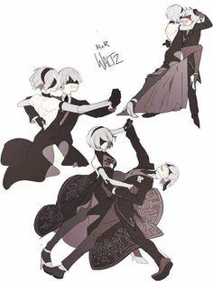 Shall we dance ? || 2B and 9S