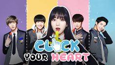 [Reseña de Serie] Click your heart  Click your heart클릭 유어 하트 / Keullig-yueohateuReparto principal: Min-ah Kwon Ju HoBaek Chan-heeKang Ro Woon Kim y Da-won Lee  Temporadas: 1Capítulos: 7Duración: 11 a 14 minutosGénero: Web dramaAño: 2016Estado: Finalizado  Hoy les traigo una serie que me acabé en un ratito y que me gustó mucho: Click your heart. De origen coreano este web drama consta de solo siete capítulos de breve duración y está disponible en Netflix. No soy una ultra fan de los doromas…