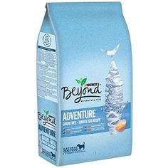 Purina BeyOnd Adventure Grain Free - Tuna and Egg Recipe - 3 lb ~~ The details can be found by clicking on the image. (This is an affiliate link and I receive a commission for the sales)