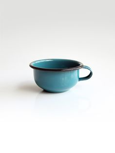 Mug azul #enamelware #peltre #mug #blue #design #tea #coffee #colombia #criolla