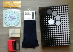 Pink Fancy Box Review - August 2013 #subscriptionbox