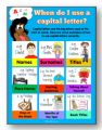 Capital Letters Usage Chart