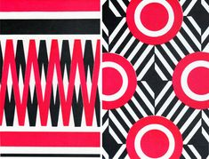 Varvara Stepanova | Textile Designs | 1920s