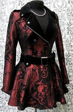 #Jacket #Steampunk #Victorian from Shrine of Hollywood