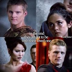 I can't repin it often enough because of the fact how that breakes me...it retells the cruelty and heartlessness of the hunger games...however they can be together in the end...