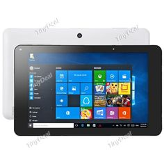 "CUBE iwork8 8"" IPS Screen Windows 10 Android 4.4 Dual OS Z3735F 2GB 32GB Tablet PC w/ HDMI ETC-445592"