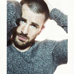 Chris Evans for Prestige Magazine