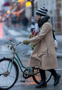 Copenhagen Bikehaven by Mellbin - Bike Cycle Bicycle - 2013 - 0209 by Franz-Michael S. Mellbin, via Flickr