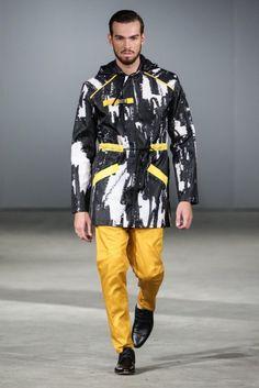 #Menswear #Trends Rich Mnisi Fall Winter 2015 Otoño Invierno #Tendencias #Moda Hombre  F.G.M