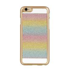 Sheer Glitter Multi-Color Case