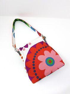 Items similar to Vibrant cotton canvas handbag on Etsy Cotton Bag, Cotton Canvas, Cotton Fabric, Martial Arts Weapons, Canvas Handbags, Handmade Items, Handmade Gifts, Coloring Books, Upcycle