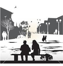 Stock Illustration Old Man Park Bench Vector Drawing Elderly Resting City Image Free Design Old Men, Free Design, Bench, Park, City, Drawings, Illustration, Movie Posters, Poster