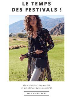 Mode & accessoires pour femmes, hommes, enfants