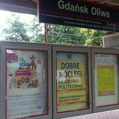 Karta Turysty PKP Gdańsk Oliwa