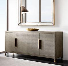 Furniture Vanity, Home Furniture, Furniture Design, Beaded Mirror, Rh Rugs, Muebles Living, Home Hardware, Restoration Hardware, Home Furnishings